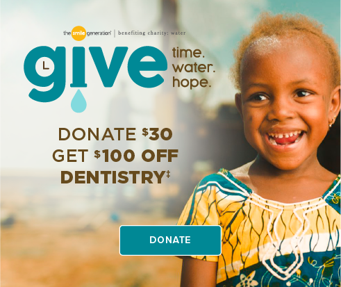 Donate $30, Get $100 Off Dentistry - Champions Modern Dentistry and Orthodontics